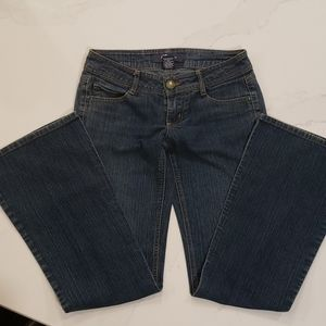 3 for$25 Tyte size 5 flare jeans